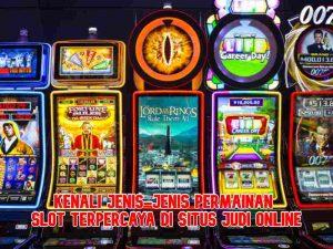 Permainan Situs Judi Terpercaya Slot Pulsa